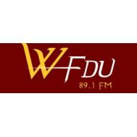 Logo of radio station WFDU 89.1 FM