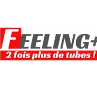 Logo de la radio FEELING+