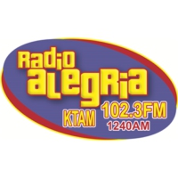 Logo of radio station Radio Alegria 1240