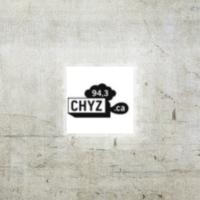 Logo of radio station CHYZ