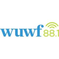 Logo of radio station WUWF 88.1 FM