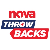 Logo of radio station Nova Throwbacks