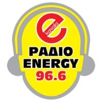 Logo de la radio ΡΑΔΙΟ ENERGY 96.6 Fm
