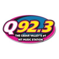 Logo of radio station KKHQ Q92.3