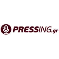 Logo of radio station Pressing 90.1