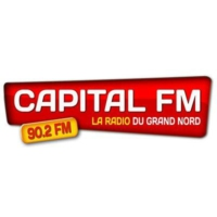 Logo of radio station Capital  FM - 90.2 FM La Réunion