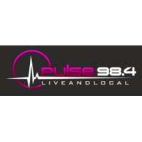 Logo de la radio Pulse 98.4