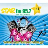 Logo de la radio Star Fm 95,7