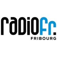 Logo of radio station RadioFr - Fribourg