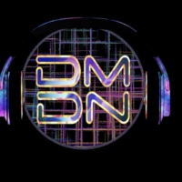 Logo de la radio Dark Matter Digital Network