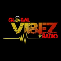 Logo of radio station Global Vibez Radio