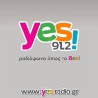 Logo of radio station Yes! 91,2