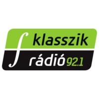 Logo of radio station Klasszik Rádió 92.1