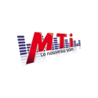 Logo of radio station MTI