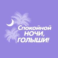 Logo of radio station DFM - СПОКОЙНОЙ НОЧИ, ГОЛЫШИ!