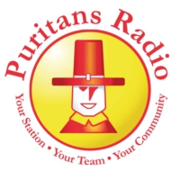 Logo of radio station Puritans Radio