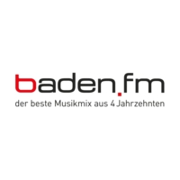 Logo of radio station baden.fm
