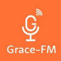 Logo of radio station Grace-FM