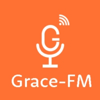 Logo of radio station Grace-FM