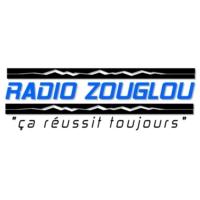 Logo of radio station RADIO ZOUGLOU