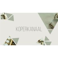 Logo of radio station Koperkanaal