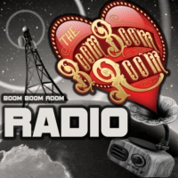 Logo of radio station Boom Boom Room Radio