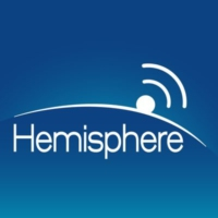 Logo of radio station Hemisphere