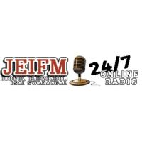 Logo of radio station JeiFM