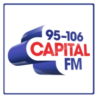 Logo of radio station Capital London