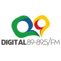 Logo of radio station XHNAL Digital 89.5 FM