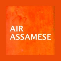 Logo de la radio AIR Assamese