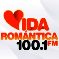 Logo de la radio XHHPC Vida Romántica 100.1 FM