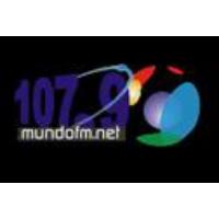 Logo de la radio Mundo 107.9 FM