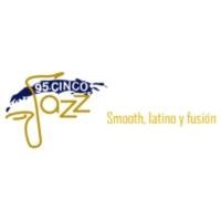 Logo of radio station 95.5 Jazz