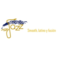 Logo de la radio 95.5 Jazz