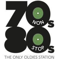 Logo of radio station 70 80 NON STOP