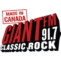 Logo of radio station CIXL 91.7 GiantFM