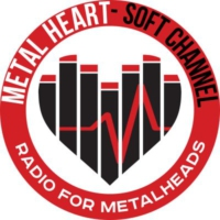 Logo of radio station Metal Heart Radio - Soft Channel