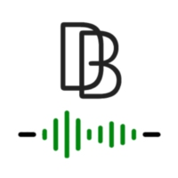 Logo of radio station Decibel Radio