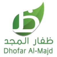 Logo of radio station Dhofar Al-Majd FM