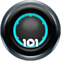 Logo de la radio 101.ru - Trance