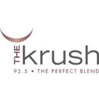 Logo de la radio The Krush 92.5 KKAL-FM