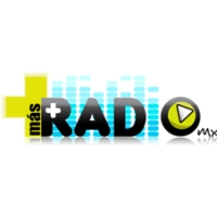 Logo de la radio MasRadioMX
