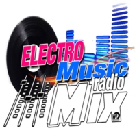 Logo of radio station ELECTROMUSIC RADIO MIX