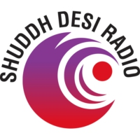 Logo of radio station Shuddh Desi Radio