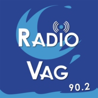 Logo of radio station RADIOVAG