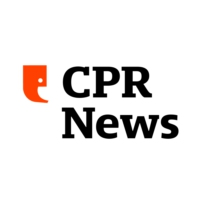 Logo of radio station CPR News