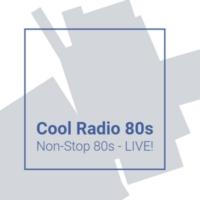 Logo of radio station Cool Radio 80s