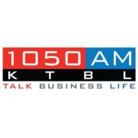 Logo of radio station KTBL 1050