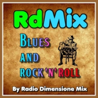 Logo of radio station RDMIX BLUES AND ROCK 'N' ROLL